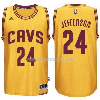 Maillot Basket Cleveland Cavaliers Jefferson 24 Amarillo