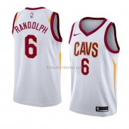 Maillot Cleveland Cavaliers Levi Randolph Association 2018 Blanc