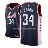 Maillot Los Angeles Clippers Tobias Harris Ciudad 2018-19 Bleu