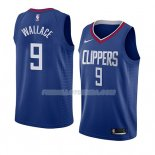 Maillot Los Angeles Clippers Tyrone Wallace Icon 2018 Bleu