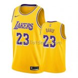 Maillot Los Angeles Lakers Anthony Davis Icon 2019-20 Jaune