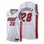 Maillot Miami Heat Andre Iguodala Association 2019-20 Blanc