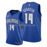 Maillot Orlando Magic D.j. Augustin Statement Edition Bleu