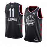 Maillot All Star 2019 Golden State Warriors Klay Thompson Noir
