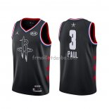 Maillot All Star 2019 Houston Rockets Chris Paul Noir
