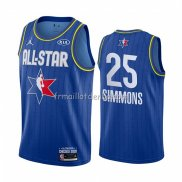 Maillot All Star 2020 Philadelphia 76ers Ben Simmons Bleu