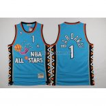 Maillot Basket All Star Hardaway 1 Bleu 1996