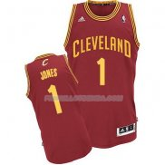 Maillot Basket Cleveland Cavaliers Jones 1 Rojo