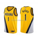 Maillot Indiana Pacers T.j. Mcconnell Statement 2019-20 Or
