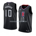 Maillot Los Angeles Clippers Jerome Robinson Statement 2018 Noir