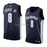 Maillot Memphis Grizzlies James Ennis Iii Icon 2018 Bleu