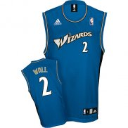 Maillot Basket Washington Wizards Wall 2 Bleu