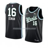 Maillot 2019 Rising Star Cedi Osman World Noir