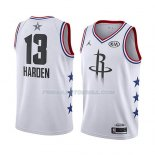 Maillot All Star 2019 Houston Rockets James Harden Blanc
