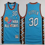 Maillot Basket All Star Pippen 30 Bleu 1996