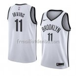Maillot Brooklyn Nets Kyrie Irving Association 2019-20 Blanc