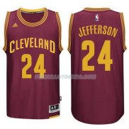 Maillot Basket Cleveland Cavaliers Jefferson 24 Roja