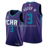 Maillot Charlotte Hornets Terry Rozier Iii Statement Edition Volet