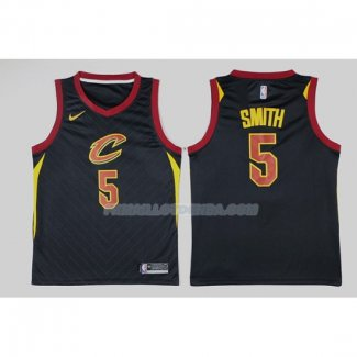 Maillot Basket Cleveland Cavaliers J.r. Smith Icon 2017-18 5 Rouge