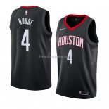 Maillot Houston Rockets Danuel House Statement 2018 Noir