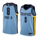 Maillot Memphis Grizzlies James Ennis Iii Statement 2018 Bleu