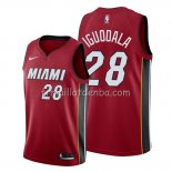 Maillot Miami Heat Andre Iguodala Statement 2019-20 Rouge