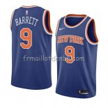 Maillot New York Knicks R.j. Barrett Icon 2019-20 Bleu