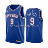 Maillot New York Knicks Rj Barrett Statement 2019-20 Bleu