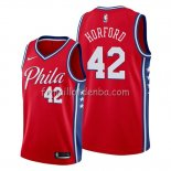 Maillot Philadelphia 76ers Al Horford Statement Edition Rouge