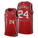 Maillot Portland Trail Blazers Kent Bazemore Classic Edition Rouge