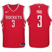 Maillot Basket Houston Rockets Paul 3 Rouge