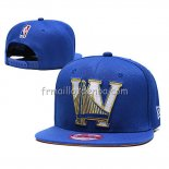 Casquette Golden State Warriors 9FIFTY Snapback Bleu