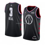 Maillot All Star 2019 Washington Wizards Bradley Beal Noir