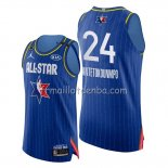 Maillot All Star 2020 Bucks Giannis Antetokounmpo Bleu