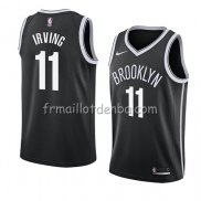 Maillot Brooklyn Nets Kyrie Irving Icon 2019-20 Noir