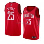 Maillot Houston Rockets Austin Rivers Earned 2018-19 Rouge