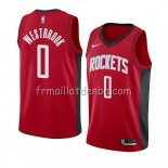 Maillot Houston Rockets Russell Westbrook Icon 2019-20 Rouge