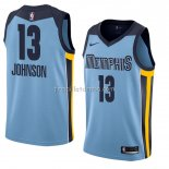 Maillot Memphis Grizzlies Brice Johnson Statement 2018 Bleu