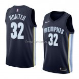 Maillot Memphis Grizzlies Vincent Hunter Icon 2018 Bleu