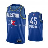 Maillot All Star 2020 Utah Jazz Donovan Mitchell Bleu