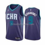 Maillot Charlotte Hornets Willy Hernangomez Statement Edition Volet