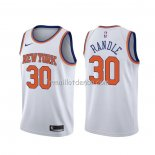 Maillot New York Knicks Julius Randle Association Blanc