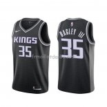 Maillot Sacramento Kings Marvin Bagley Iii Statement Noir
