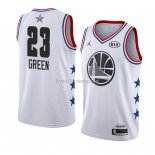 Maillot All Star 2019 Golden State Warriors Draymond Green Blanc