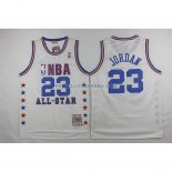 Maillot Basket All Star Jordan 23 Blanc 1985