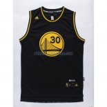 Maillot Basket Golden State Warriors Curry 30 Noir 2012