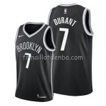 Maillot Brooklyn Nets Kevin Durant Icon 2019 Noir