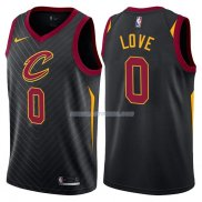Maillot Cleveland Cavaliers Kevin Love Statement 2017-18 0 Noir
