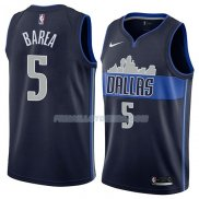 Maillot Dallas Mavericks J.j. Barea Statement 2018 Bleu