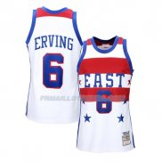 Maillot Basket Erving All Star 6 Blanc 2013